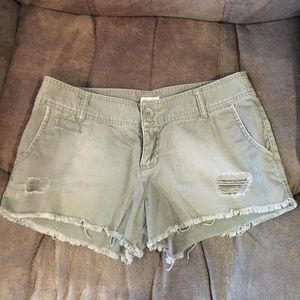 Missing Supply Co. Shorts
